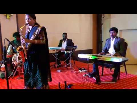 Video Saxophone  lalitha rambabau playing anjali anjali download in MP3, 3GP, MP4, WEBM, AVI, FLV January 2017