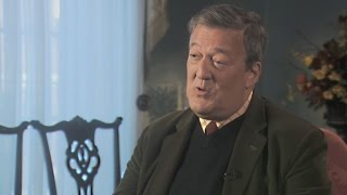 Stephen Fry on God   The Meaning Of Life   RTÉ One