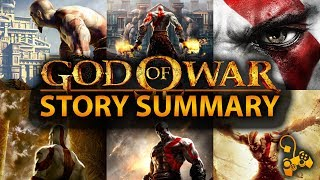 Video God of War - What You Need to Know! (Original Saga Story Summary) MP3, 3GP, MP4, WEBM, AVI, FLV Desember 2018