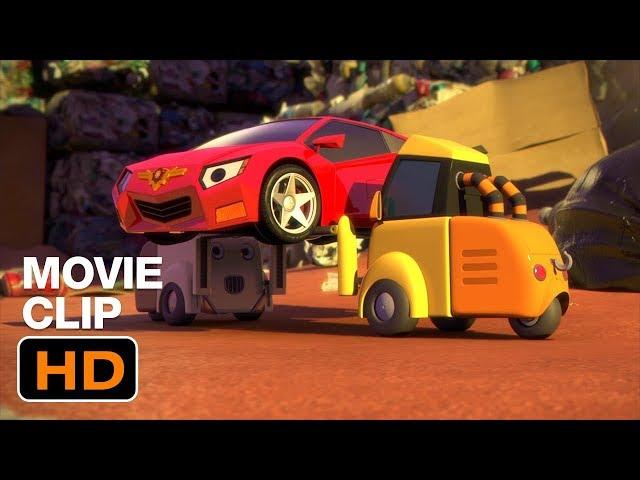 Tayo Mission Ace Filmausschnitt (2/5) l Tayo Film l Cartoon für Kinder l Tayo Der Kleine Bus