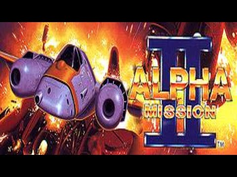 test alpha mission 2 neo geo