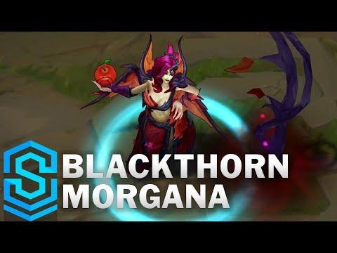 Morgana Gai Đen