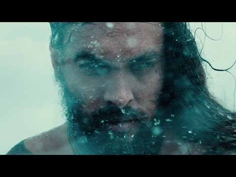 Justice League (Featurette 'Casting Aquaman')