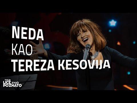 Neda Parmać kao Tereza Kesovija - Moja posljednja i prva ljubavi