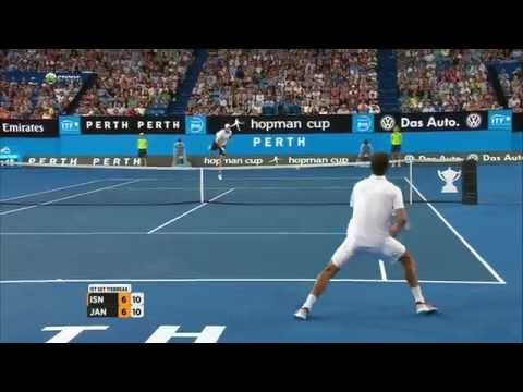 Теннис. Hopman Cup 2015. Финал. Мужчины