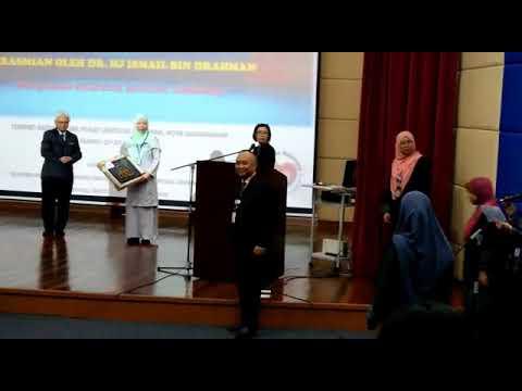 Perasmian Program AKRAB Oleh Dr Hj Ismail Drahman Di Auditorium PJS Pada Mac 2018