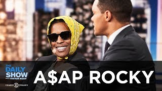 "Video A$AP Rocky - ""Testing"" and the Launch of AWGE 