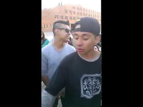 Henson vs Tatto (octavo) War Of Rhymes 9na edicin (видео)