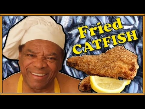 John Witherspoon's COOKING FOR POOR PEOPLE - Episode 2 FRIED FISH