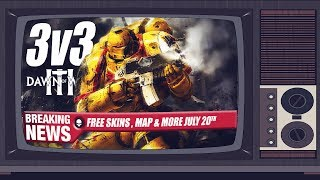 One more upload before the update breaks all my current replays :( for more info on what's coming... SKINS ...