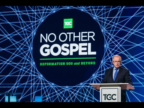 """[Session 6] Don Carson —""""The Gospel of Grace: How to Read the Bible, Part 2"""" (Galatians 4)"""