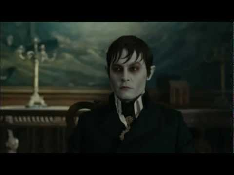 The Dark Shadows Trailer with  Added [HD] New version
