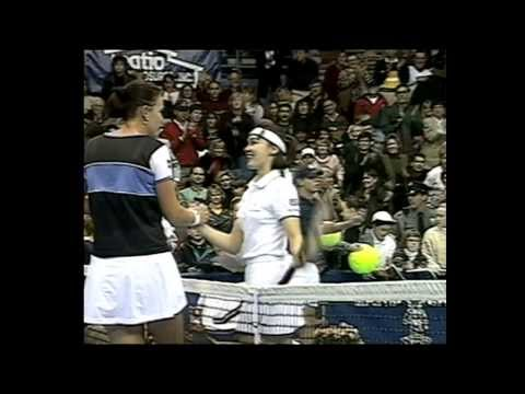Video WTA 40 LOVE Story presented by Xerox | Episode 6: 1997 - Martina Hingis Youngest Grand Slam Winner download in MP3, 3GP, MP4, WEBM, AVI, FLV January 2017