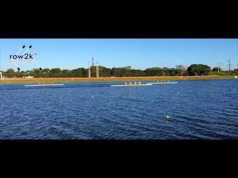 Olympic Trials Quad Final Hyperlapse
