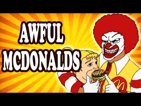 Top 10 Awful Facts About McDonalds