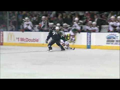 Indigoblue25 - Nov 12th, 2009 Very nice goal by Owen Nolan. From his own zone, turn to one on one and BOOM :)
