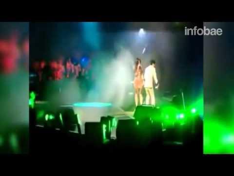 MIRA cuando PRINCE boto a Kim Kardashian del escenario!