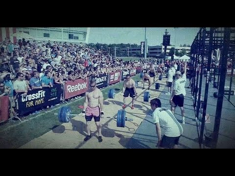 Crossfit Games Regionals Week 1 Preview