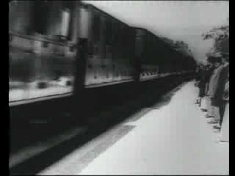 Preview Trailer L'arrivo di un treno nella stazione di La Ciotat, documentario