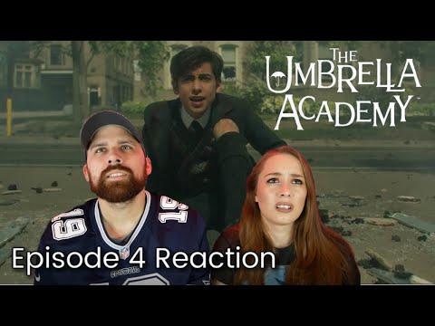 """The Umbrella Academy Season 1 Episode 4 """"Man on the Moon"""" Reaction!"""