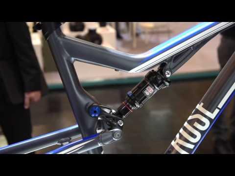 Kollmorgen Mountain Bike Servo Simulation