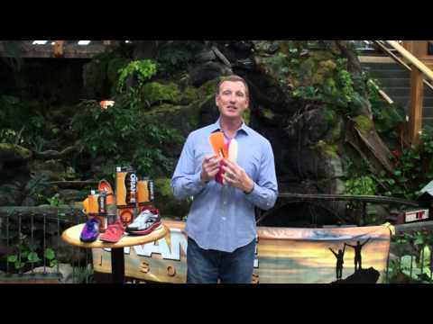 Orange Insoles: Perfect for your summer shoes!