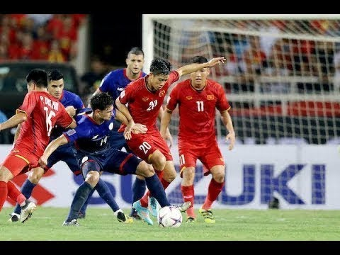 Vietnam 2-1 Philippines (AFF Suzuki Cup 2018: Semi-Finals 2nd Leg Full Match) - Thời lượng: 2:44:07.