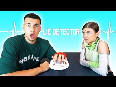 LIE DETECTOR TEST WITH MY GIRLFRIEND!