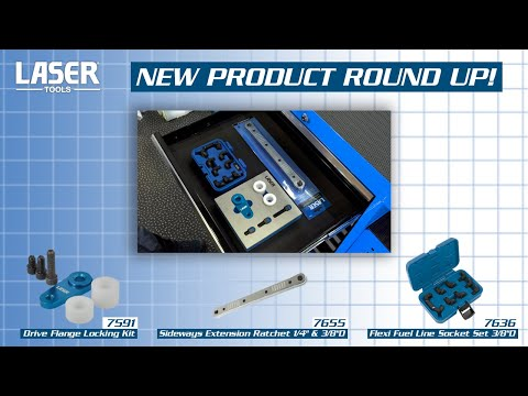 7636, 7655, 7591 | Laser Tools Product Round Up
