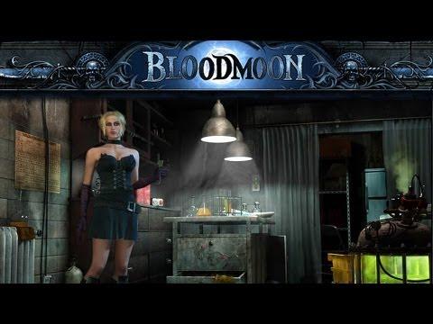 Bloodmoon: Spiele Vorstellung - Jäger, Werwolf und Vampir im Browsergame