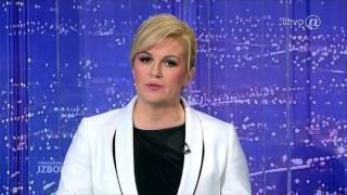 Kolinda Grabar-Kitarović o ustavnim promjenama - replika Josipoviću - Nova TV - Sučeljavanje