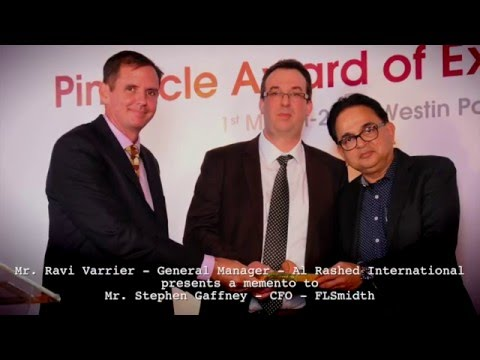 RheinBrücke – Pinnacle Awards of Excellence 2016