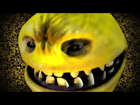 Pacman.exe - Pac-Man On Crack!