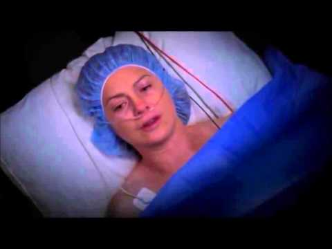 Grey's Anatomy 9x24 Bailey Saves Meredith's Life