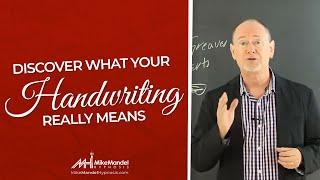 Video Graphology or Handwriting Analysis MP3, 3GP, MP4, WEBM, AVI, FLV Agustus 2019
