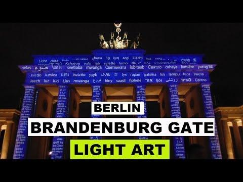 Le festival des Lumières de Brandenbourg [VIDEO]