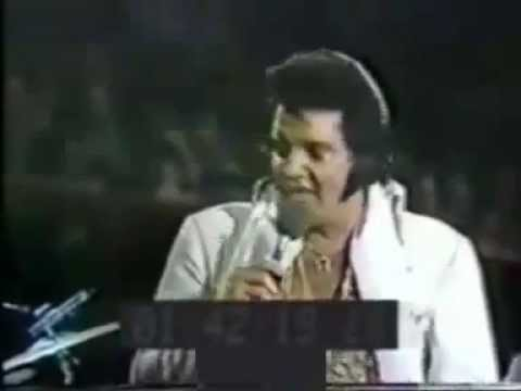 , title : 'Elvis Presley If You Love Me Let Me Know Live 1977'