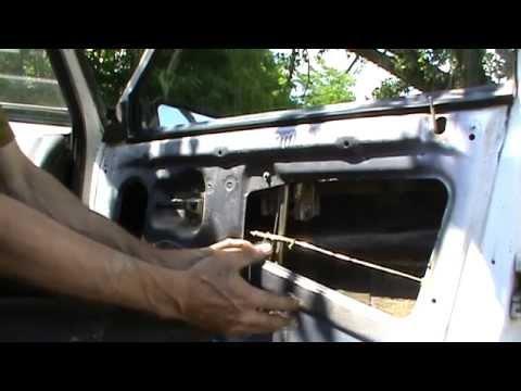 Ремонт механического стеклоподъемника ваз 2110 снимок