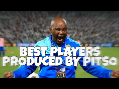 5 BEST PLAYERS PRODUCED BY PITSO MOSIMANE | DISKI TUBE