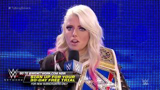 Nonton Alexa Bliss is furious with Daniel Bryan WWE Talking Smack March 7 2017 WWE Network Exclusive Film Subtitle Indonesia Streaming Movie Download