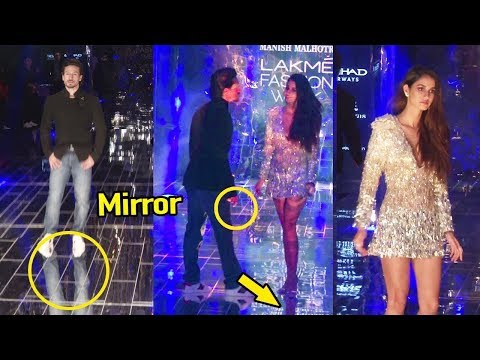 Tiger Shroff SAVES GF Disha Patani From Having A Major OOPS MOMENT