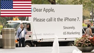Company campaigns for Apple to re-brand iPhone 6s as iPhone 7, iPhone, Apple, iphone 7