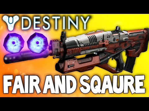 rifle - The Fair & Square Weapon Review & Best Setup! If You Enjoyed The Video, Consider Leaving A LIKE :) Thanks. Follow me on Twitter: https://twitter.com/dpjsc08 Hey guys, in todays video we are...
