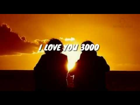 I love you 3000 (Lyrics + Terjemahan) cover Agatha Chelsea