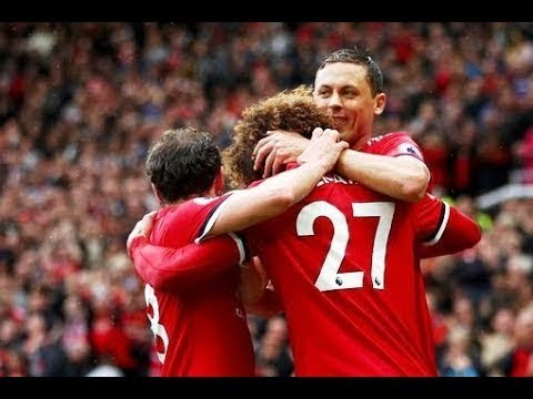 Manchester United Vs Crystal Palace 4-0 English Premier League 30/09/17Goals & Highlights
