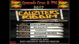 Video Lil Natty & Thunda Ft Dj Moss & Dj Taz - Call It George (Grenada Soca 2017) Cauziters Riddim MP3, 3GP, MP4, WEBM, AVI, FLV Mei 2019