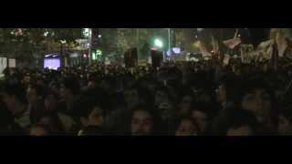 Nos movilizamos sin miedo por la educación : Marcha Nacional CONFECH