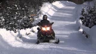 9. 2012 Ski-Doo GT SE