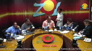 Angel Acosta comenta sobre las carreras ilegales en los túneles y carreteras del país