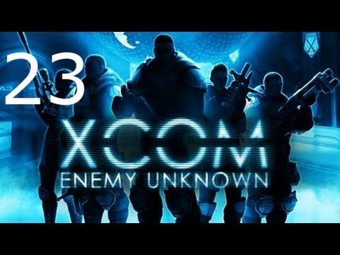 ➜ XCOM: Enemy Unknown – Second Wave Walkthrough – Part 23: Alien Supply Ship